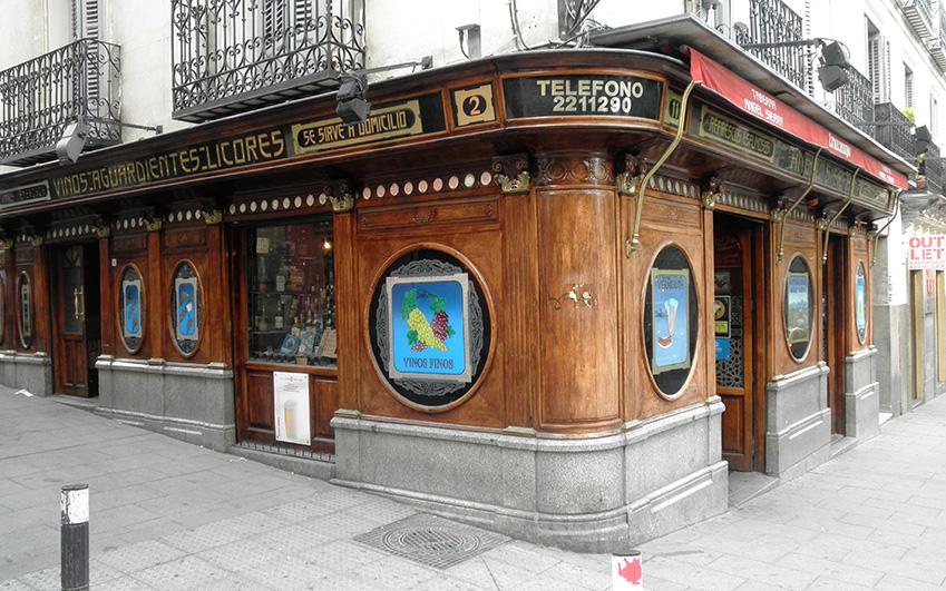 Bar-Vinos