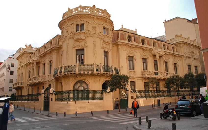 Palacio-de-Longoria