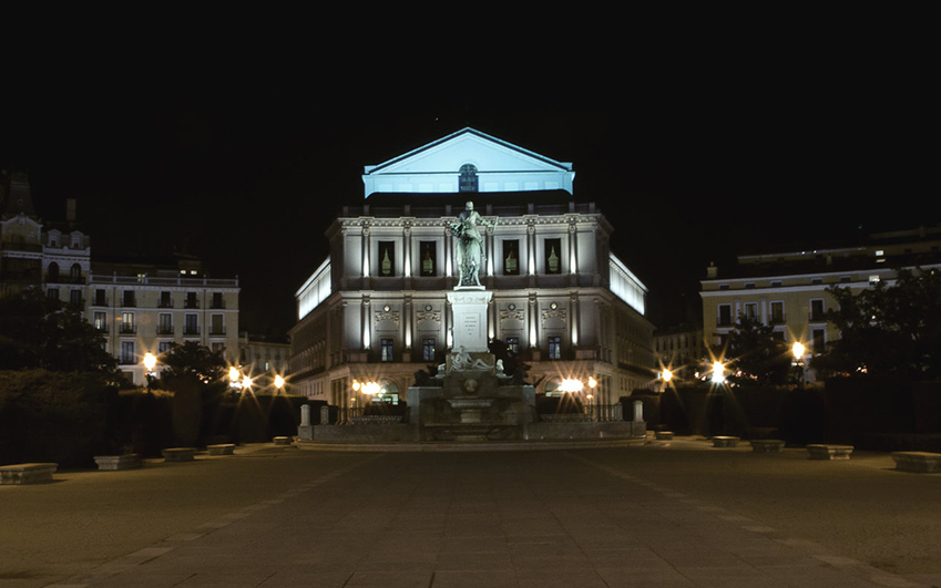 Plaza-de-Oriente