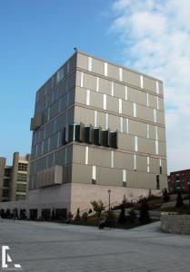 Biblioteca Municipal José Hierro en Usera