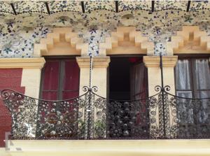Antigua casa-taller de Patricio Romero