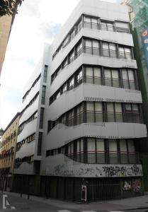Viviendas de la EMVS en la calle Hortaleza