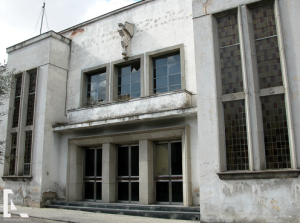 Antigua fábrica de Marconi Española