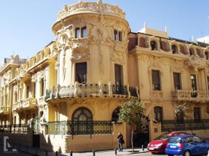 El Palacio de Longoria